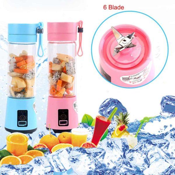 380ml-USB-Rechargeable-Blender-Mixer-6-Blades-Juicer-Bottle-Cup-Juice-Citrus-Lemon-Vegetables-Fruit-Smoothie.jpg_q50 (1)